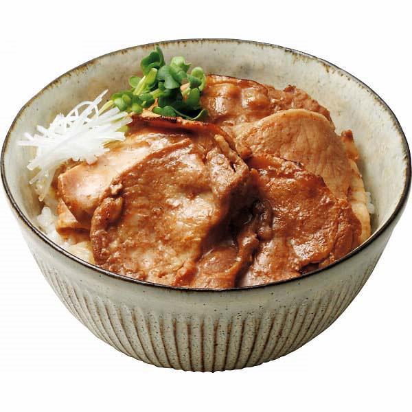 帯広名物 ぶた八の豚丼の具(4食) (グルメ おいしい お得)|breezebox