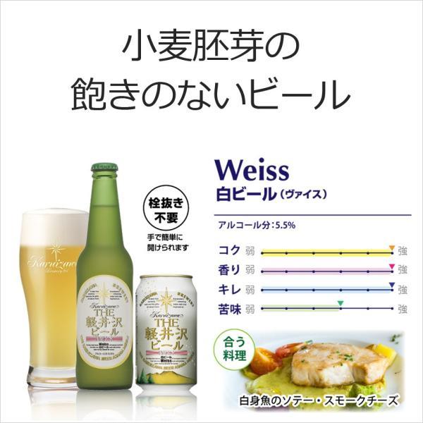 【送料無料】ビール 地ビール クラフトビール セット 詰め合わせ 飲み比べ ギフト 3缶セット THE軽井沢ビール ヴァイス・アルト・プレミアムエール brewery 04