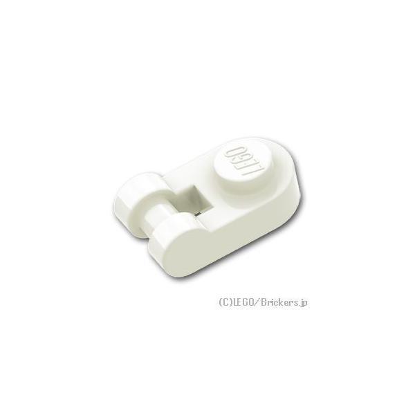 レゴパーツばら売りプレート1x1-ハンドル:ホワイト|lego部品