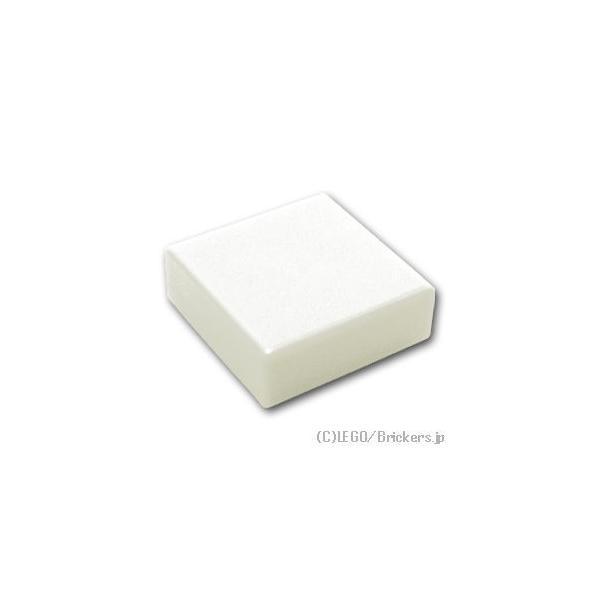 レゴパーツばら売りタイル1x1:ホワイト|lego部品