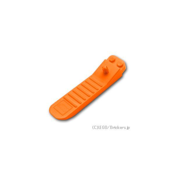 レゴパーツばら売りブロックはずし:オレンジ|lego部品
