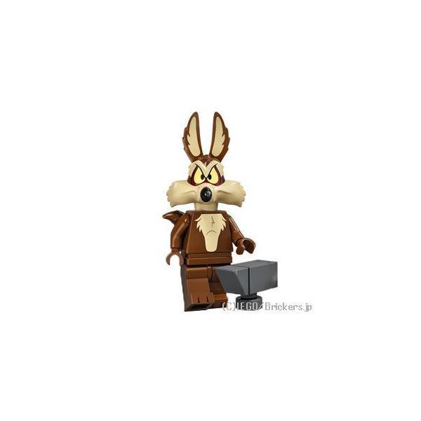レゴミニフィギュアルーニー・テューンズミニフィグワイリー・コヨーテ|lego人形