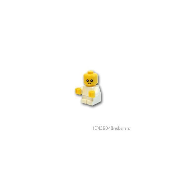 レゴニンジャゴーミニフィグばら売り赤ちゃんホワイトボディ&イエローハンド|lego人形