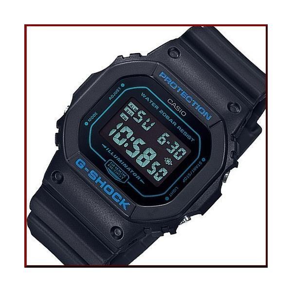 CASIO G-SHOCK カシオ Gショック メンズ腕時計 ベーシックモデル ブラック 海外モデル DW-5600BBM-1|bright-bright
