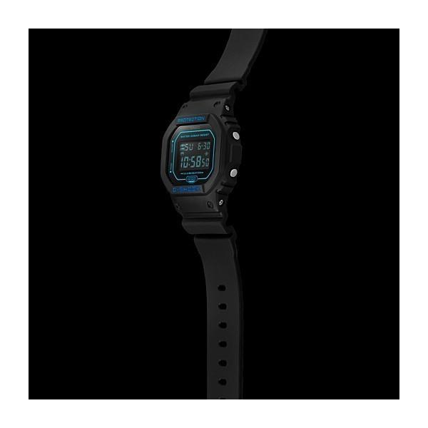 CASIO G-SHOCK カシオ Gショック メンズ腕時計 ベーシックモデル ブラック 海外モデル DW-5600BBM-1|bright-bright|03