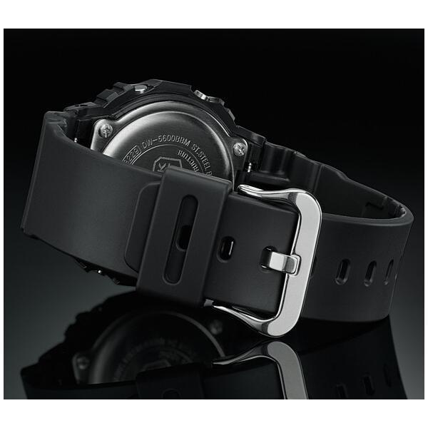 CASIO G-SHOCK カシオ Gショック メンズ腕時計 ベーシックモデル ブラック 海外モデル DW-5600BBM-1|bright-bright|04