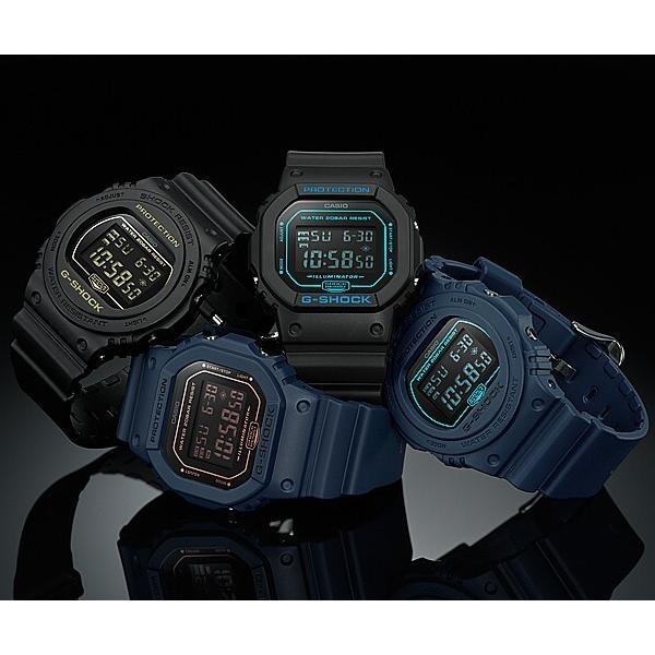 CASIO G-SHOCK カシオ Gショック メンズ腕時計 ベーシックモデル ブラック 海外モデル DW-5600BBM-1|bright-bright|07