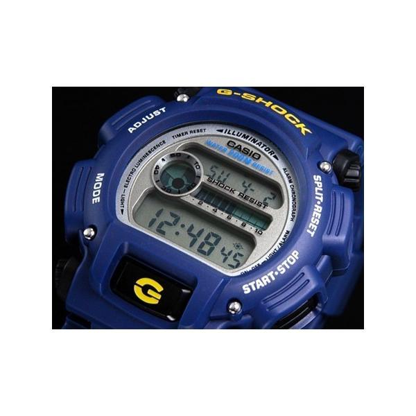 CASIO G-SHOCK カシオ Gショック BASIC ベーシック ネイビー DW-9052-2 海外モデル|bright-bright|04