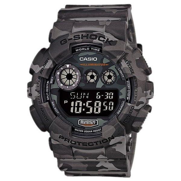 CASIOG-SHOCKカシオGショックCamouflageSeries/カモフラージュシリーズメンズ腕時計海外モデルGD-12