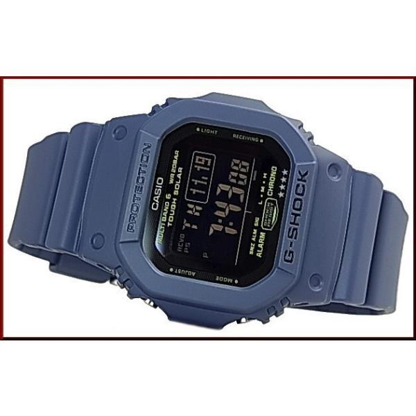CASIO / G-SHOCK / Baby-G カシオ / Gショック /ベビーG ペアウォッチ ソーラー電波腕時計 ネイビー/イエロー 国内正規品 GW-M5610NV-2JF/BGD-5000MD-9JF bright-bright 02