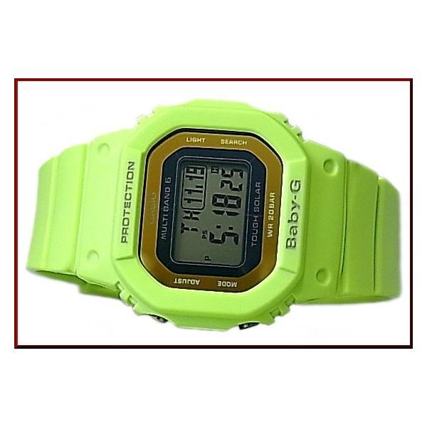 CASIO / G-SHOCK / Baby-G カシオ / Gショック /ベビーG ペアウォッチ ソーラー電波腕時計 ネイビー/イエロー 国内正規品 GW-M5610NV-2JF/BGD-5000MD-9JF bright-bright 05