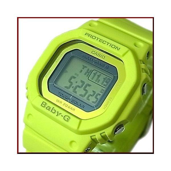 CASIO / G-SHOCK / Baby-G カシオ / Gショック /ベビーG ペアウォッチ ソーラー電波腕時計 ネイビー/イエロー 国内正規品 GW-M5610NV-2JF/BGD-5000MD-9JF bright-bright 06