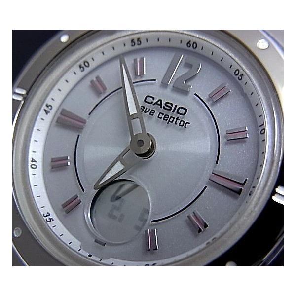 CASIO / Wave Ceptor カシオ / ウェーブセプター レディース腕時計 ソーラー電波腕時計 ライトピンク ラバーベルト LWA-M142-4AJF 国内正規品 bright-bright 04