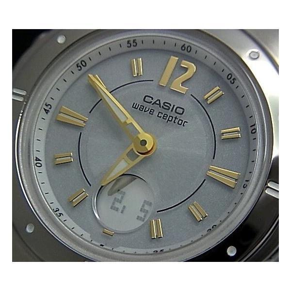 CASIO / Wave Ceptor カシオ / ウェーブセプター レディース腕時計 ソーラー電波腕時計 ホワイト ラバーベルト LWA-M142-7AJF 国内正規品|bright-bright|04
