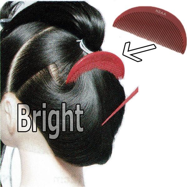 N.B.A.A. WAGUSHI NB-WAG 日本髪の髱やシニヨンの仮留めに。和装スタイリングに。 bright08 02