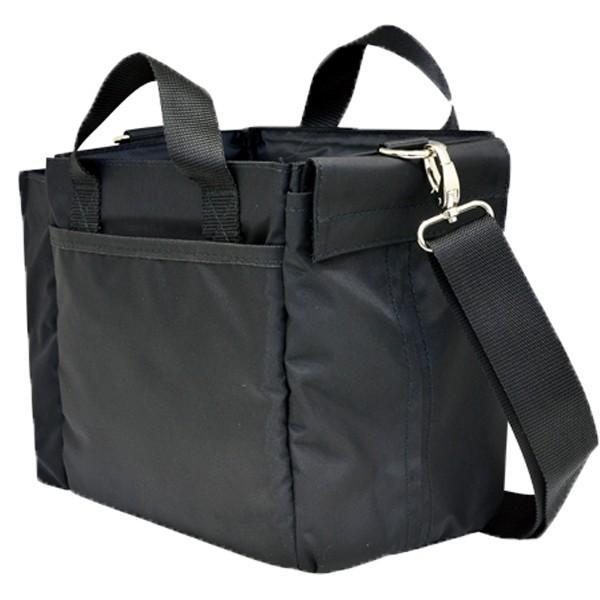 アイビル スタジオバッグ ブラシ、ヘアピン、ダッカール、シザー、スプレー、メイク用品収納 ヘアメイクバッグ AIVIL bright08 02