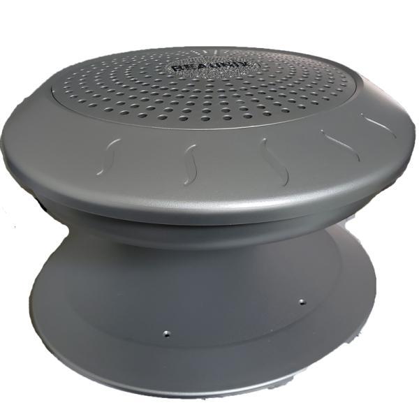 ネイルドライヤー シルバー マニキュア、ペディキュアの乾燥に 自動センサー感知 冷風・温風選択可 (ネイルポリッシュドライヤー)|bright08|02