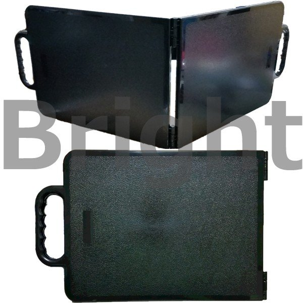 TBG 2面バックミラーQD ヘアサロン必需品 散髪カット・セット後のチェックに 2面式鏡|bright08|03