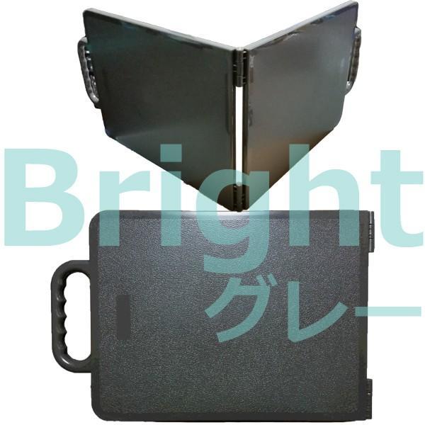 TBG 2面バックミラーQD ヘアサロン必需品 散髪カット・セット後のチェックに 2面式鏡|bright08|04