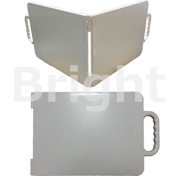 TBG 2面バックミラーQD ヘアサロン必需品 散髪カット・セット後のチェックに 2面式鏡|bright08|05