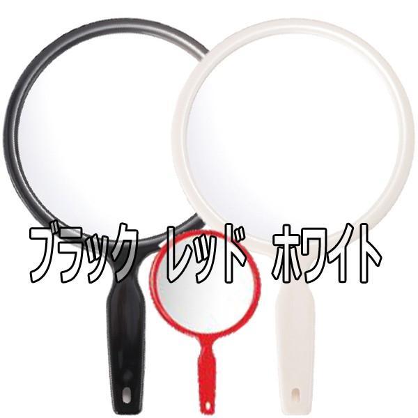 ヤマムラ Y-27 クレールハンドミラー 鏡面直径173mm シンプルデザイン 手鏡|bright08|02