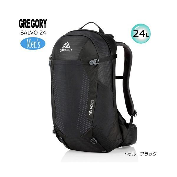 d7b0c9ada279 グレゴリー (GREGORY) サルボ 24 (SALVO 24) メンズ バックパック 91596 ベンチレーション