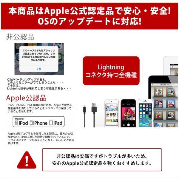 (1.5m)Apple MFi認証 ライトニングケーブル iphone ケーブル 充電 データ転送 ナイロン 2.4A 両面挿す 断線しにくい mfi認証ケーブル 充電ケーブル (ゆう)|brightcosplay|06