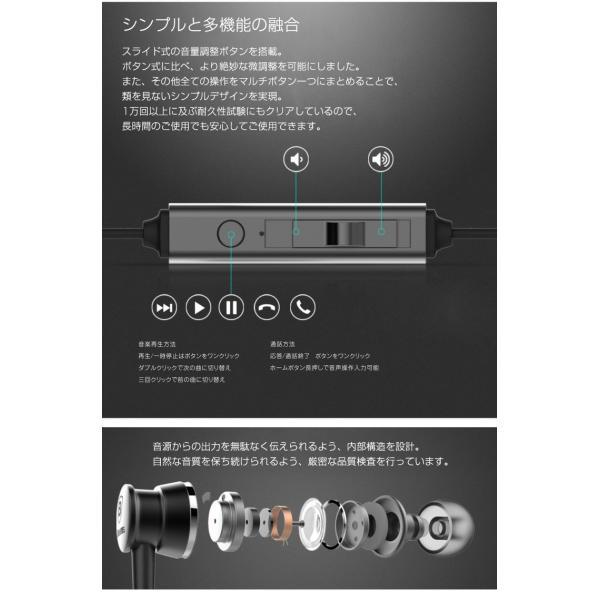 スマホイヤホン iphone7 イヤホン iphone イヤホン Android等に対応 スマホ イヤホン 音楽再生 音量調節 断線に強い イヤホン iphone6s ヘッドホン (NP)|brightcosplay|03