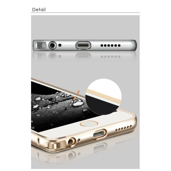 iPhone7 バンパー ケース  iPhone7 Plus アルミバンパーケースiphone6 カバー iPhone6 Plus アルミ iphone7 plus ケース メタルスマホケース|brightcosplay|04