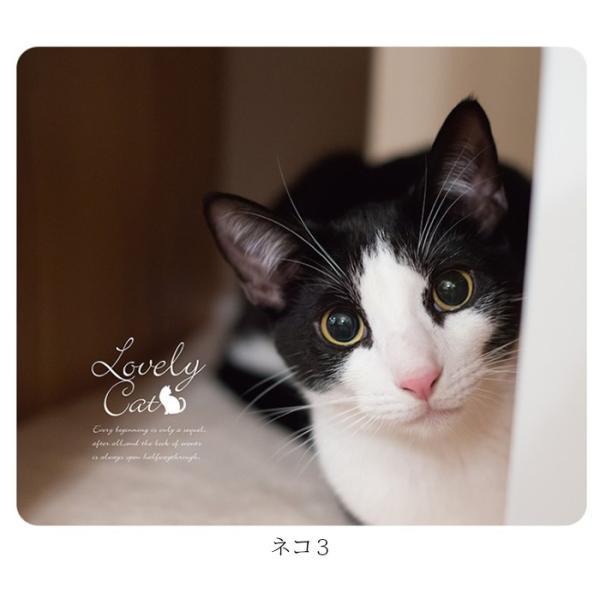マウスパッド かわいい 猫 おしゃれ ネコ パソコン マウス シリコン レーザー&光学式マウス対応マウスパッド おしゃれ かわいい ミニ brightcosplay 10