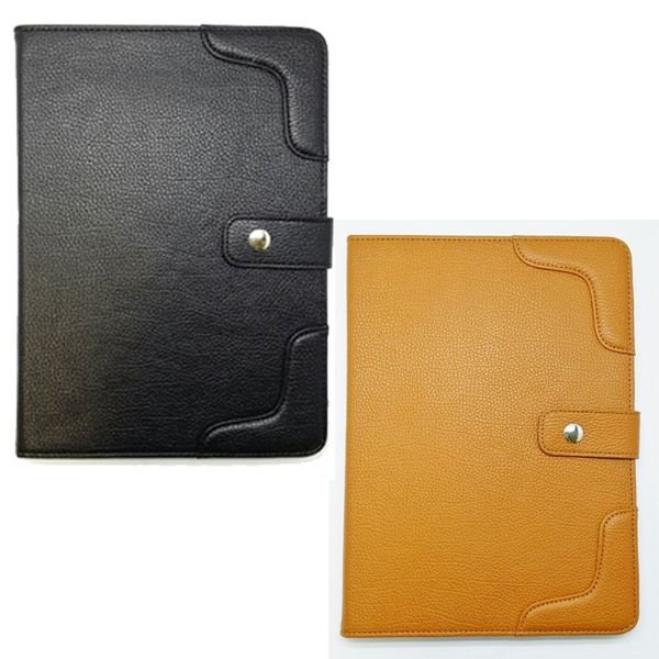 iPad Air2用レザースタンドケース ブック型|brightonnetshop