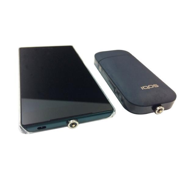 マグネット式 充電専用 二股ケーブル (USB-Type C/Micro USB)|brightonnetshop|02