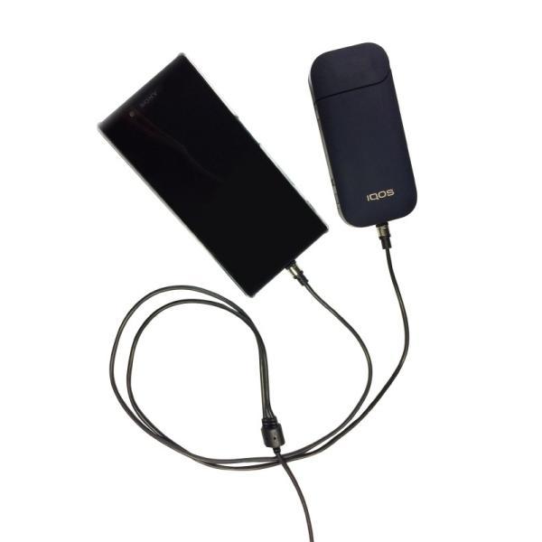 マグネット式 充電専用 二股ケーブル (Micro USB×2)|brightonnetshop|03