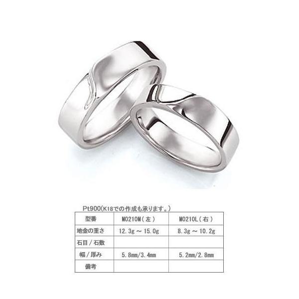 ダイヤモンド リング マリッジリング 婚約指輪 結婚指輪 Pt900 プラチナ ダイヤモンド ナリッシュ