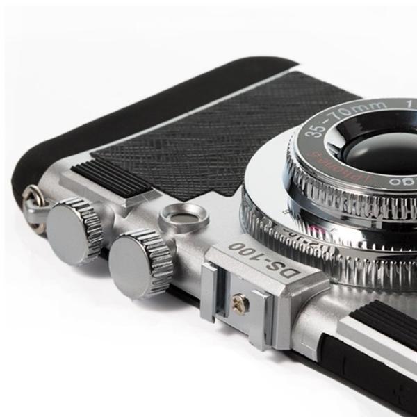 iPhoneケース レトロカメラ型 iPhoneケース iPhone7/7Plus iPhone8/8Plus アイフォン スマホカバー  送料無料|brillerjapan|02