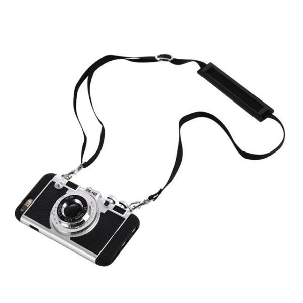 iPhoneケース レトロカメラ型 iPhoneケース iPhone7/7Plus iPhone8/8Plus アイフォン スマホカバー  送料無料|brillerjapan|03
