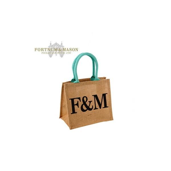 フォートナム&メイソン/Fortnum & Mason F&M エコバッグS【メール便】