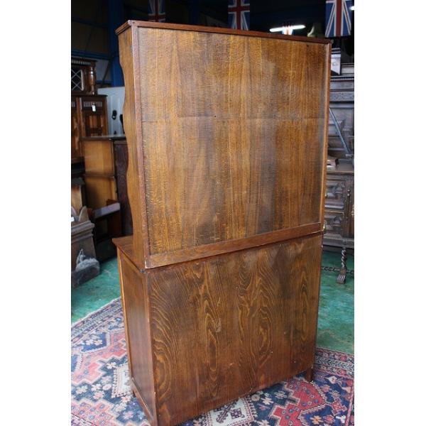 イギリスアンティーク家具 ドレッサー カップボード g211 英国製1960年頃 送料無料|british-life|06