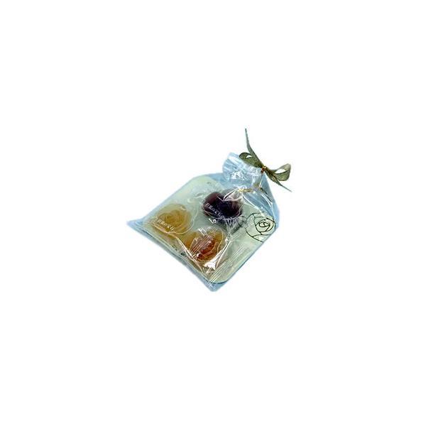 彩果の宝石 フラワーゼリーコレクション 3種類3個入り (R-3【2】)