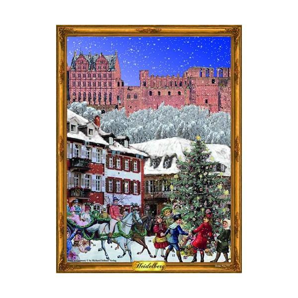 アドベントカレンダー・クラシッククリスマス クリスマス装飾品