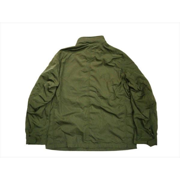 ALPHA/アルファ インダストリーズ TA1372 M-65 MOD PATCED FIELD JACKET/ライトウェイト パッチ M-65フィールドジャケット セージ|bros-clothing|07
