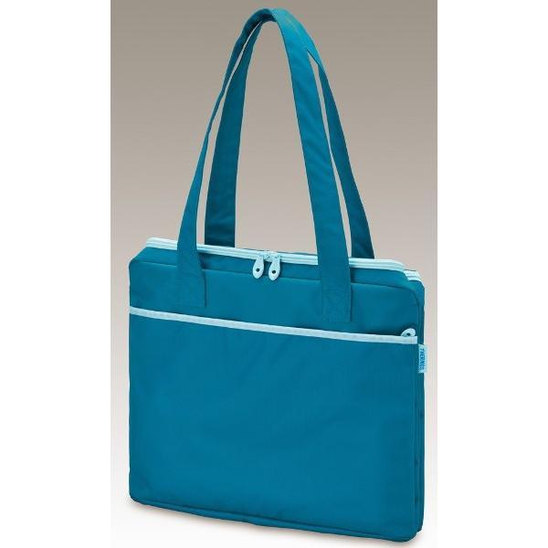 サーモス 保冷ショッピングバッグ ブルー RED-022 BL|broussonetia|02