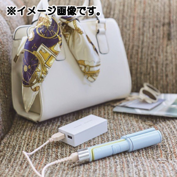 コジット Easy Styler USB SUGAR IRON ROUND|broussonetia|05
