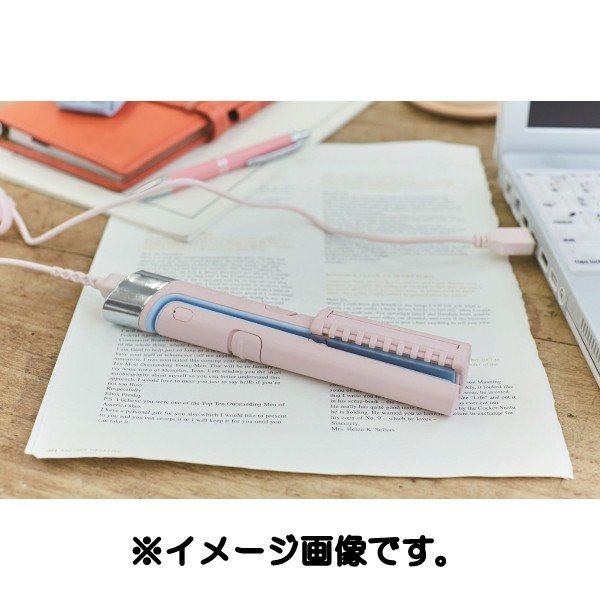 コジット Easy Styler USB SUGAR IRON ROUND|broussonetia|06