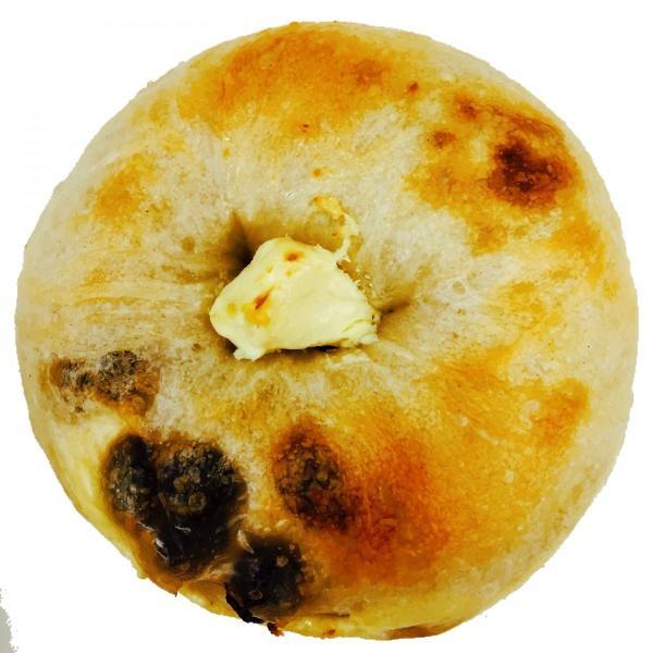 ラムレーズンクリームチーズベーグル(1セット2個入り)|brownykyoto