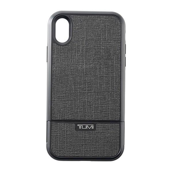トゥミ(TUMI) スマートフォンケース MOBILE COVERS キックスタンド カードケース 114258PW 1108831688 グレー