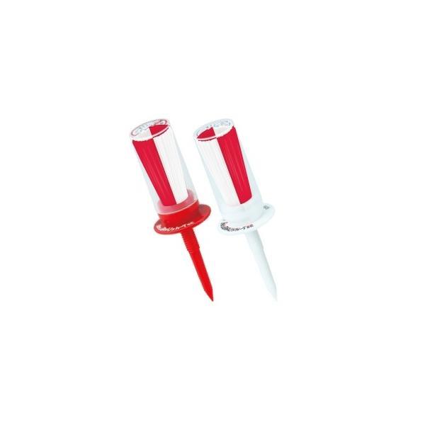 ネオブラシティー レッド&ホワイト (1パック2本入) |brush110