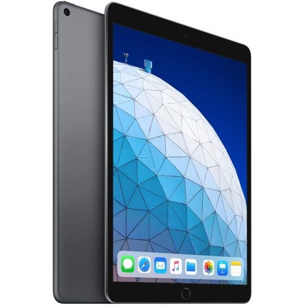 iPad Air 10.5インチ Retinaディスプレイ Wi-Fiモデル MUUJ2J/A(64GB・スペースグレイ)(2019)の画像