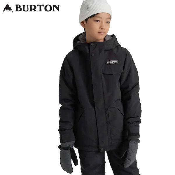 21-22 子供用 BURTON ジャケット Boys' Dugout Jkt 14614007: 正規品/バートン/スノーボードウエア/ジュニア/キッズ/snow