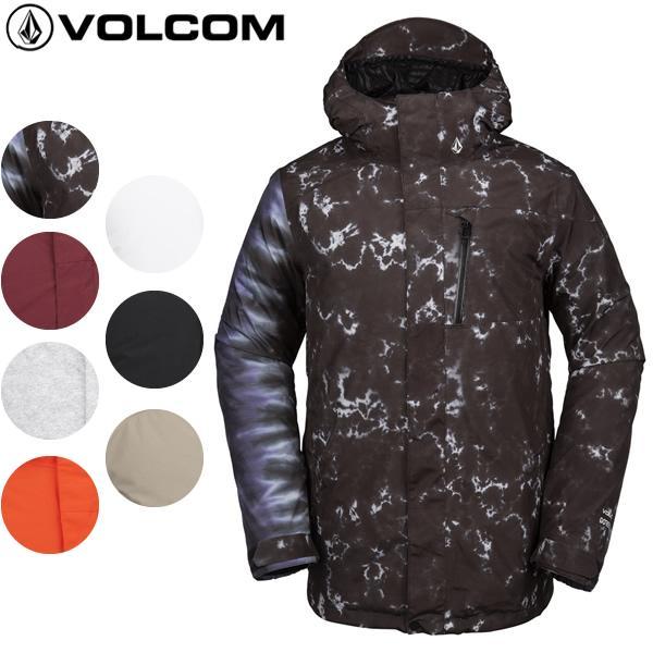 19-20 VOLCOM ジャケット L GORE-TEX JACKET g0651904: 国内正規品/ボルコム/メンズ/スノーボードウエア/ウェア/スノボ/snow|brv-2nd-brand